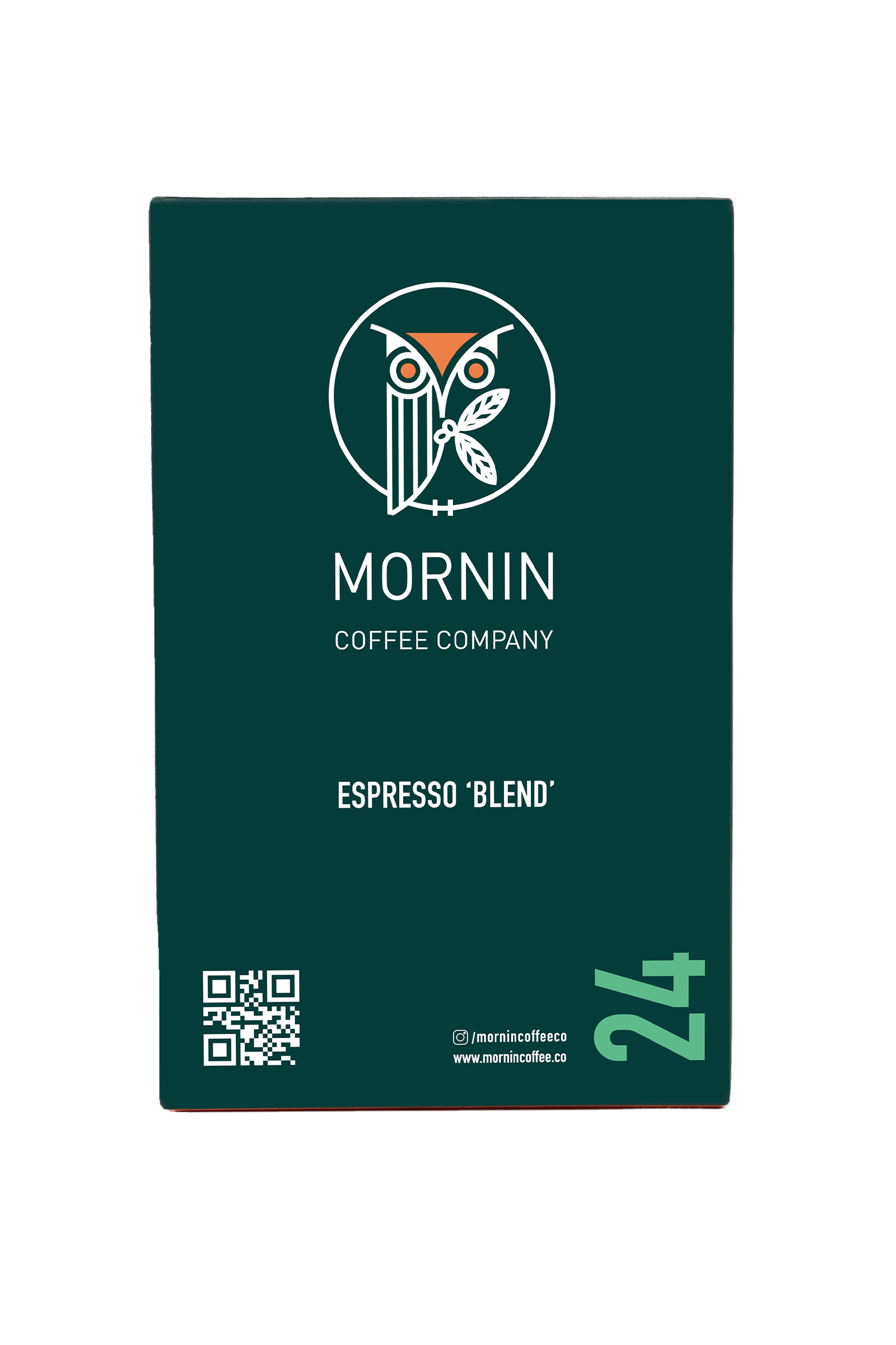 Espresso Blend Kahve