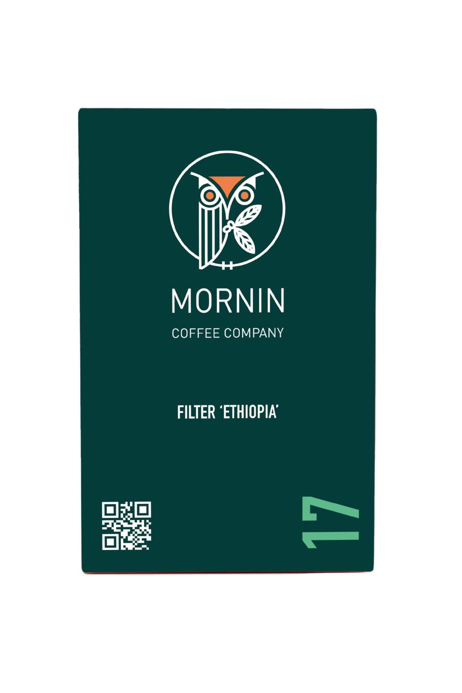 Mornin Coffee Co. Etiyopya Filtre Kahvesi
