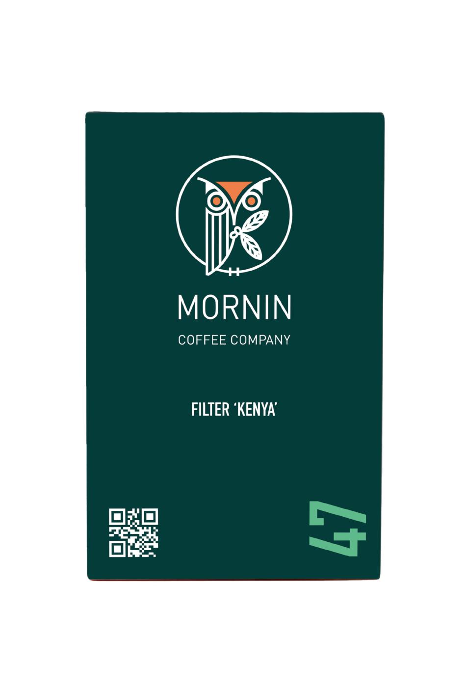 Mornin Coffee Company'nin nitelikli çekirdek kahvesi