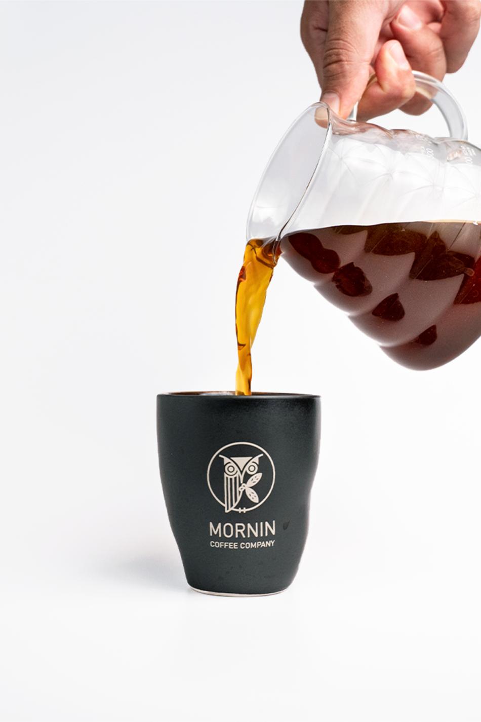Mornin Coffee Co. Filtre Kahve Bardak
