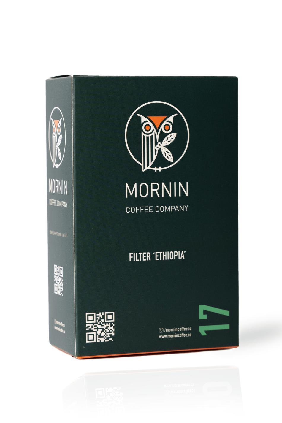 Mornin Coffee Co. Filtre Kahve Etiyopya