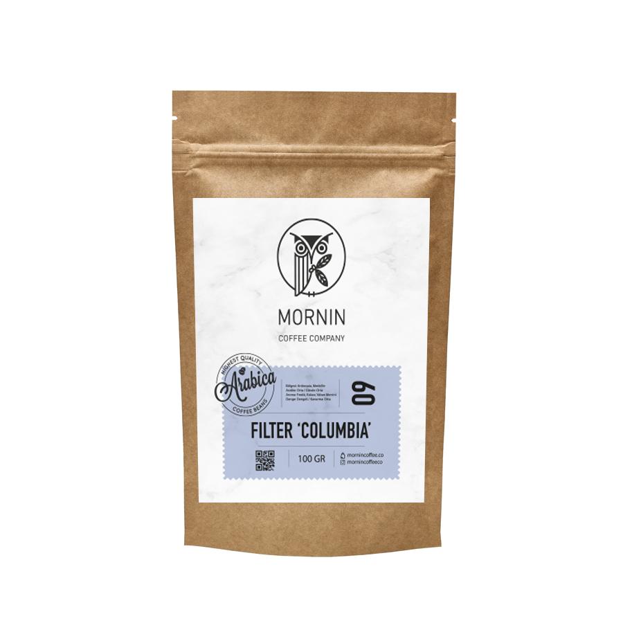 Mornin Coffee Co. Filter - Columbia