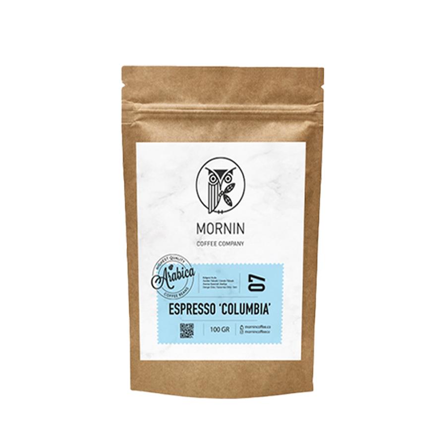 Mornin Coffee Co. Espresso - Columbia