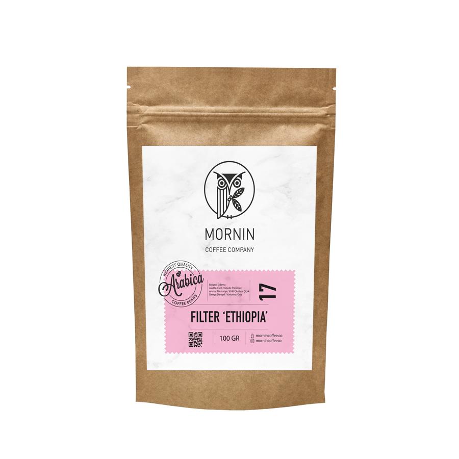 Mornin Coffee Co. Filter - Ethiopia