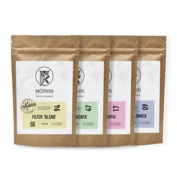 Mornin Coffee Co. Mornin Coffee Co. Filtre Kahve Deneme Paketi