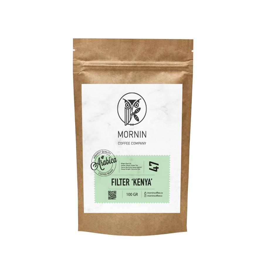 Mornin Coffee Co. Filter - Kenya
