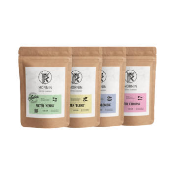Mornin Coffee Co. Filtre Kahve Deneme Paketi