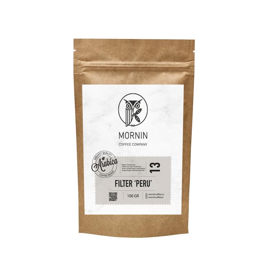 Mornin Coffee Co. Filter - Peru