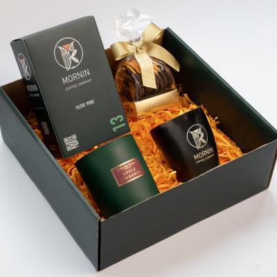mornin kahve hediye kutusu