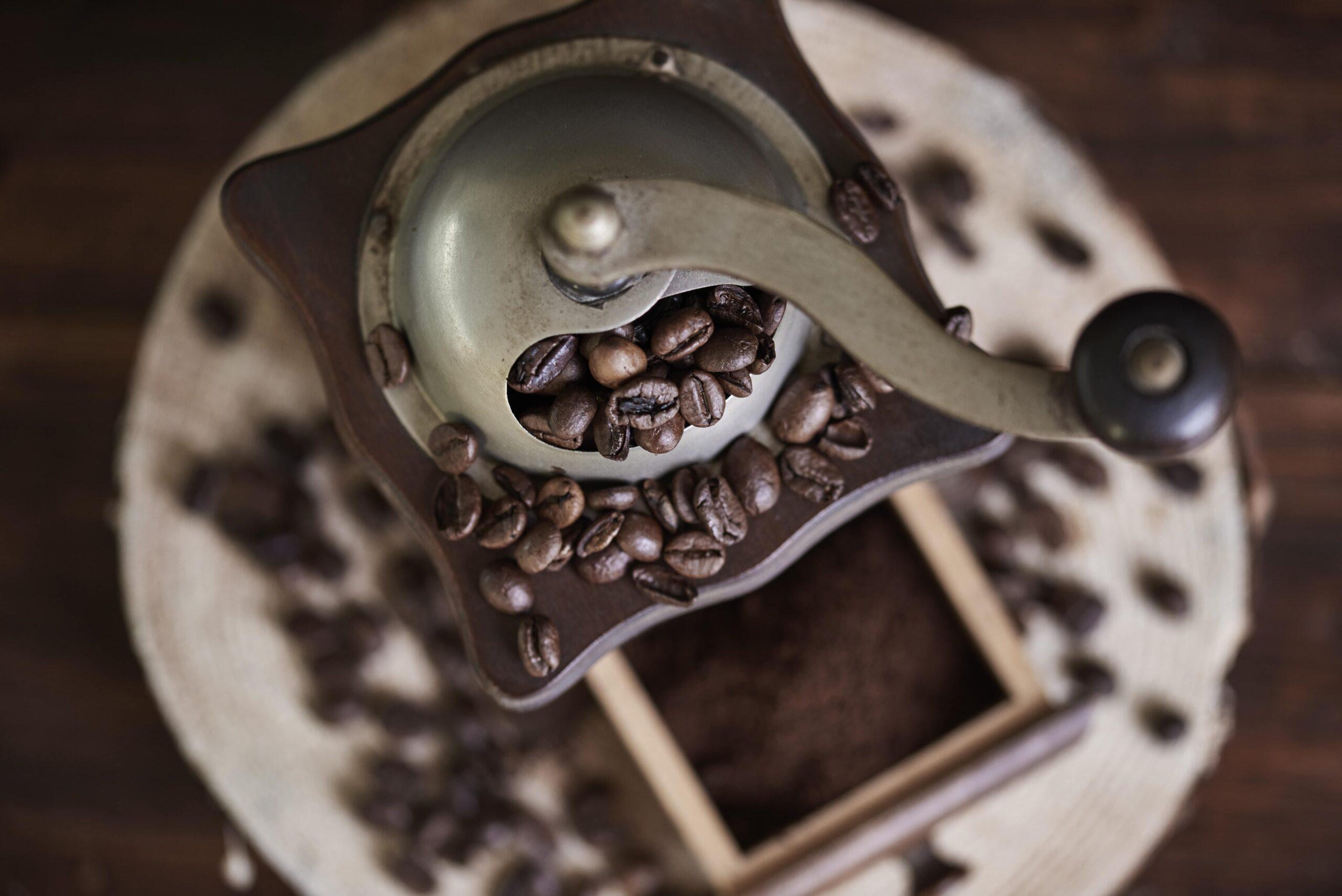 Kahve Nasıl Öğütülür? Adım Adım Kahve Öğütme Rehberi