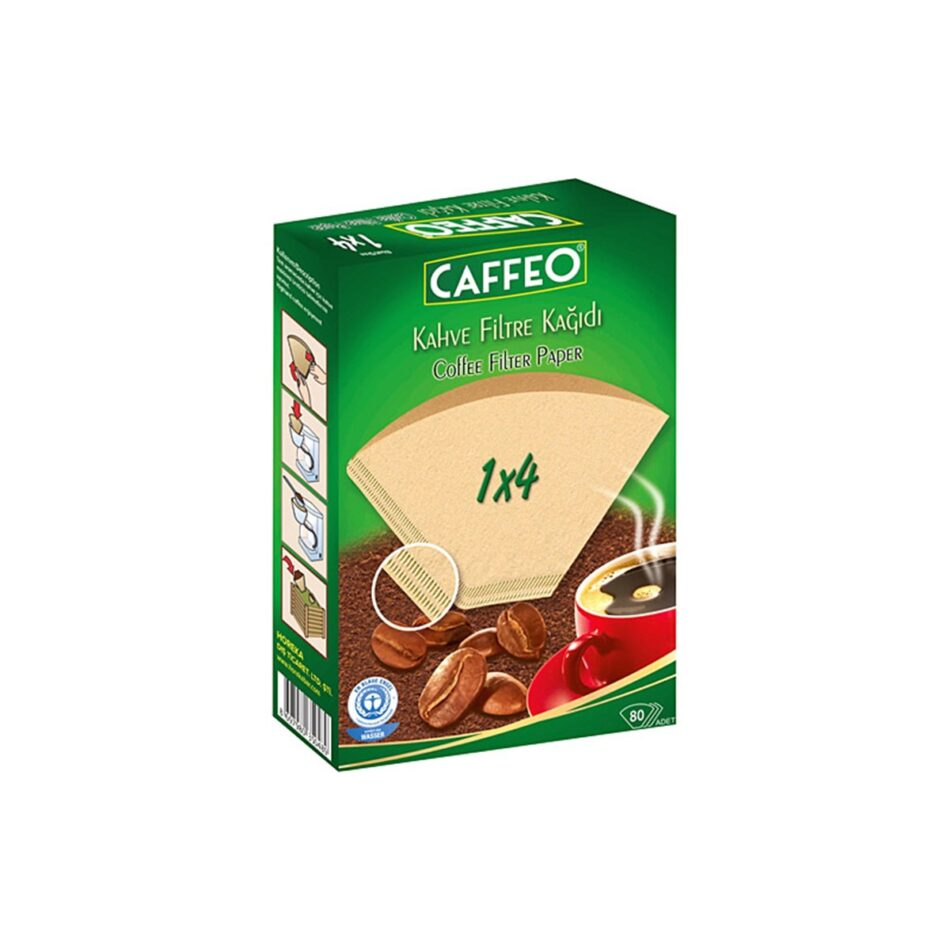 Caffeo 1X4/80 Kahve Filtresi