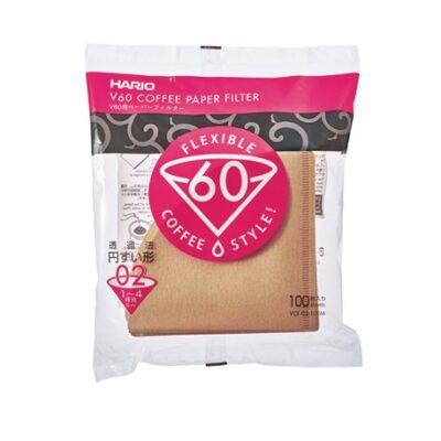Hario V60 Naturel Filtre Kağıdı Mornin Coffee Co.